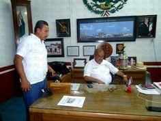 MrVox de Acaponeta, Nayarit: AUTORIDADES MUNICIPALES EN ACCIÓN