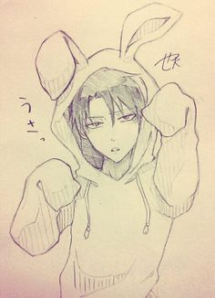 It fits you, Levi > . < #snk