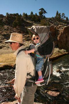 Deuter Kid Comfort III Hiking Baby Carrier/Pack