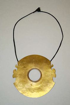 Necklace, Mary McFadden, late 1970s