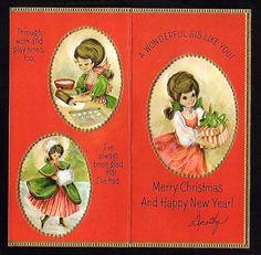 Christmas Card En 32   eBay