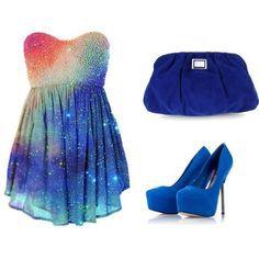 My banquet dress next year