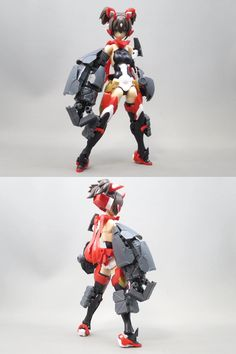 ウズキアオバ(@uzuki_aoba)さん   Twitterがいいねしたツイート Frame Arms Girl, Anime Figurines, Figure Model, Character Design References, Gundam, Art Reference, Action Figures, Model Kits, Cartoon