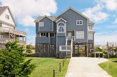 AM508 Sanctuary: 5 bedrooms, 4.1 baths on the Avon ocean front