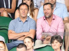Jason Isaacs and James Purefoy attend day four of the Wimbledon Tennis Championships at the All England Lawn Tennis and Croquet Club on July 2018 in London, England. Get premium, high resolution news photos at Getty Images A Good Man, The Man, James Purefoy, Uk Actors, Jason Isaacs, Harry Potter Actors, Wimbledon, Movie Stars, Fangirl