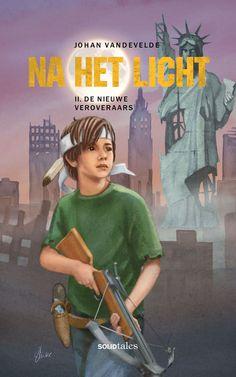 Na het Licht 2: De nieuwe veroveraars (Johan Vandevelde) - Illustratie: Martin Muster (Solid Tales / De Scriptomanen - 2017)