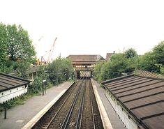 Disused Stations: Eltham Park Station