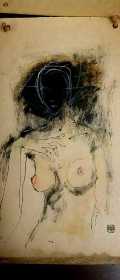 Egon Schiele. Signed 1916-1917. Sketch Book.