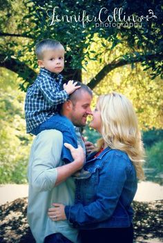 Family of 3 Photography | Jennifer Collins Photography • Florence SC