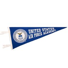 Air Force Academy Seal Pennant