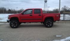 chevy colorado lifted | Lifted Colorados or Canyons Pics ...