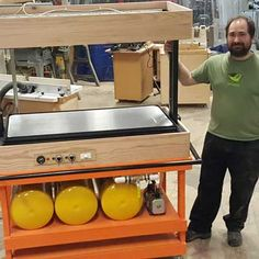 Diy vacuum forming machine pinterest vacuums vacuum forming and highly detailed plain speak plans and books for hobbyists and professionals learn how to build a vacuum forming for production runs of printed patterns solutioingenieria Images