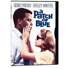 "First time I saw ""A Patch Of Blue"" I was in Jr. High. As I recall, it was the first inter-racial kiss in the movies up to that point. I knew, seeing that movie , Sidney Poitier a man I would  hope I could  someday meet, and would greatly admire the rest of my life.. This is a fabulous movie."
