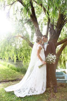 Sarah and Michael's Vintage Bowral Wedding