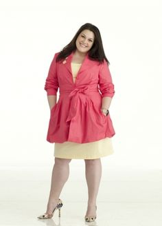 Brooke Elliot (from Drop Dead Diva) I need to learn to dress like her, but without the whole skirt thing.
