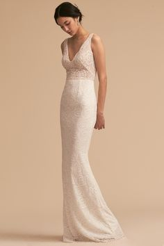 Indiana Gown from @BHLDN
