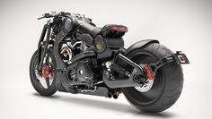 Confederate's New P51 Fighter Combat Motorcycle Is Lighter and More Powerful | Automobiles
