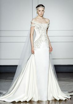 Rhaella Targaryens wedding gown, Dilek Hanif