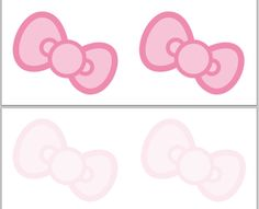 Defrump Me: Hello Kitty Party continued {FREE Printables!}