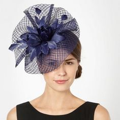 Ladies Day Fascinators   Hats For The Races   Ladies Race Days Hats and Fascinators