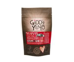 Giddy Yoyo CAMU CAMU is a superfood champion originating from the Amazonian rainforest in Peru and Brazil and currently being  cultivated in the Amazonian lowlands of Colombia, Ecuador, Peru, Bolivia and Brazil. #camucamu #superfoods #healthy