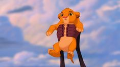 Baby Kiara, which we find out in The Lion King 2 -Simba's Pride. Screencap Gallery for The Lion King Simba Et Nala, Kiara Lion King, Lion King Timon, Baby Simba, The Lion King 1994, Disney Lion King, Disney Love, Disney Art, Walt Disney