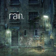 Rain PS3 game