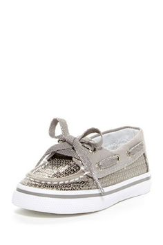 Bahama Sequin Boat Shoe (Toddler & Little Kid) by Sperry Top-Sider on @HauteLook