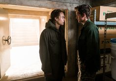 Nick Clark and Troy Otto Fear the Walking Dead Season 3 Photos