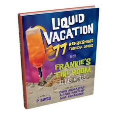 Liquid Vacation. From Frankies Tiki Room...have it! Awesome place and yummy cocktails!
