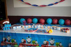 Pickles & Pie Photography: Very Hungry Caterpillar Birthday & Thomas the Train Birthday party Thomas The Train Food