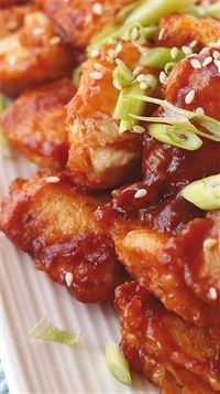 Weigh-Less Online - Honey Sesame Chicken Low Calorie Recipes, Meat Recipes, Real Food Recipes, Healthy Recipes, Banting, Lchf, Honey Sesame Chicken, Low Calories, Lunch Ideas
