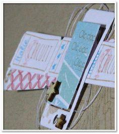 """Cathygel : Tampons et matrices de coupe (dies) #4enscrap """"Tickets à conserver"""""""