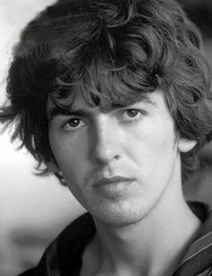 Gosh, George was so handsome. He will always be my favorite Beatle. :)