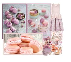 """Day of macarons:)"" by asia-12 ❤ liked on Polyvore featuring Closet, River Island, Christian Louboutin, G.I.L.I., Marc Jacobs, Humble Chic and Stella & Dot"