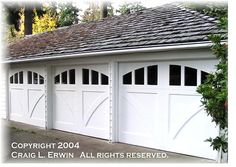 Hand-Made Seattle Custom Garage Doors that are: Affordable, Strong, Warm, True Divided Lite Windows, Built to Last for 25+ Years, Superior Craftsmanship, Premium Materials, 5/7/10 year warranties available, Unlimited Custom Designs, Services Availabl Γκαράζ, Γκαραζόπορτες http://www.cancelletto.gr Μονοκόμματες, Δίφυλλες, Αυτόματες γκαραζόπορτες #gkaraz