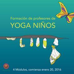 Formación de profesores de Yoga Niños