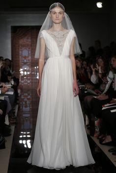 Reem Acra Bridal Fall 2013 - Slideshow - Runway, Fashion Week, Reviews and Slideshows - WWD.com