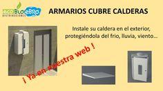 14 Ideas De Armarios Cubrecalderas Y Cubrecalentadores Armarios Caldera Calentador