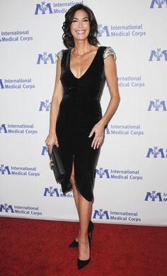 Teri Hatcher le 23 octobre 2014 à Los Angeles