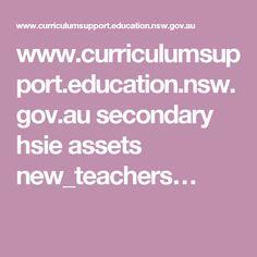 Secondary Education sydney university foundation