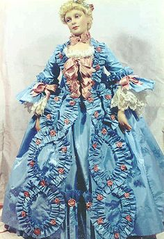 madame des jardins Doll: Photo by By golondrina411 on Flickr