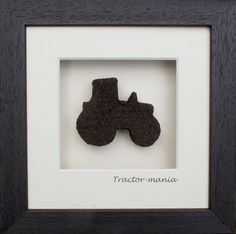 BOG BUDDIES ™ - Fun & Unique Gifts from Ireland- Tractor-mania - Tractor-mania is hand crafted in Ireland using real Irish bog. Especially for the tractor maniac in your life! A fun gift suitable for loads of occasions! Frame size: 7 x 7 St Patricks Day, Saint Patricks, Best Gifts, Unique Gifts, Handmade Crafts, Tractors, Irish, Frame, Fun