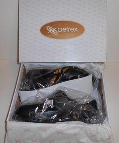Aetrex Emma Berries Monk Strap Blackberry Shoes Women's Size 9 X-Wide NIB  #Aetrex #Monk #Casual