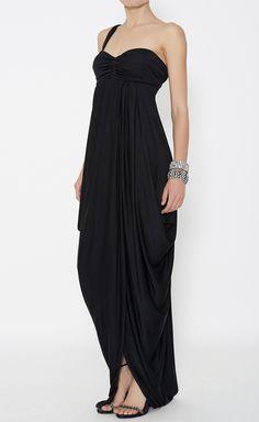Tibi Black Dress
