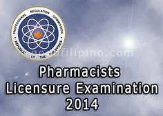 Top 10 Pharmacist Board Exam Results Released June 2014