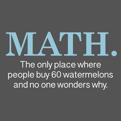 Funny shirt - Math: The Only Place..... - Limpin' Larry's T-shirt Shop