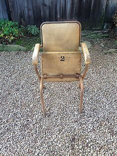 victorian antique cinema seats chairs vintage industrial theatre