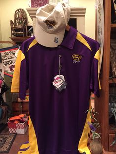 LSU  Great looking shirts and hats at The Picture Show!!! (251) 928-9931 order now❗️