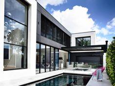 modern home. melbourne, australia.